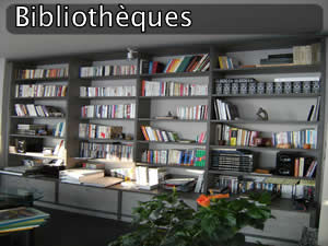 Bibilioth�ques